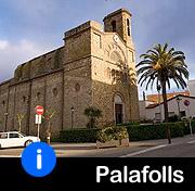 información de Palafolls