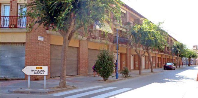 Palafolls Inmobiliaria Salmerón 11 Casas adosadas en Avenida Pau Casals 1988-1989 (1)