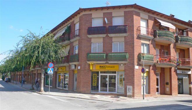Palafolls Inmobiliaria Salmerón 4 casas + 6 pisos C. Pompeu Fabra 1988-1989 (1)