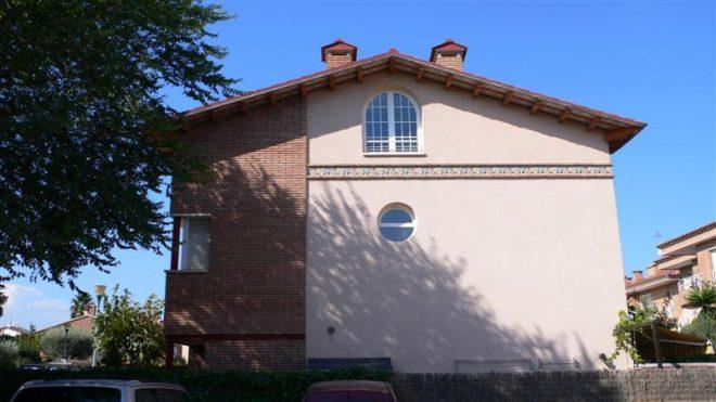 Palafolls Béns Salmerón 5 cases adossades C.  Josep Capdevila 1996-1997 (1)