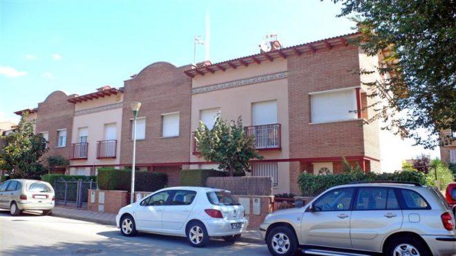 Palafolls Béns Salmerón 5 cases adossades C.  Josep Capdevila 1996-1997