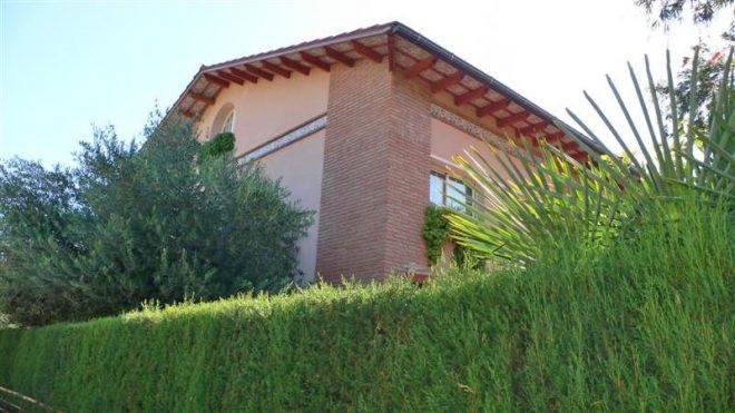 Palafolls Inmobiliaria Salmerón 3+2 casas en C. Salvador Esdpriu esq. C. Jacinto Verdaguer Santa Susanna 2000-2001 (3)