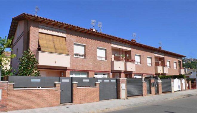 Palafolls Inmobiliaria Salmerón 3+3 casas en Santa Susanna 1999-2000 (2)