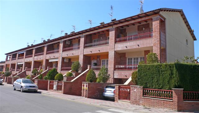 Palafolls Inmobiliaria Salmerón 9 casas Josep Capdevila 1990-1991 (1) (Small)