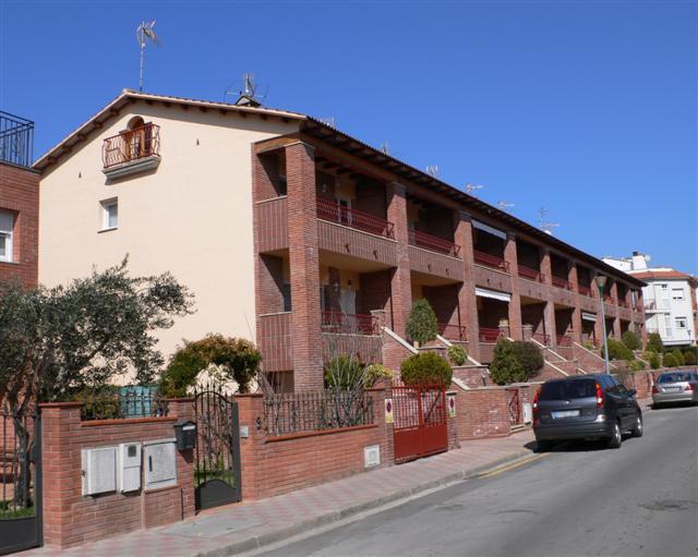 Palafolls Inmobiliaria Salmerón 9 casas Josep Capdevila 1990-1991 (Small)