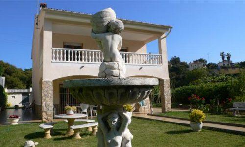 """""""P-1142 Palafolls Sant Genís casa 4 vientos con jardín totalmente llano"""""""