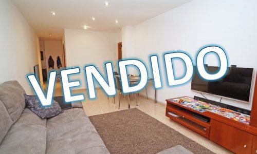 """""""P-1193 Palafolls piso planta baja 2 dormitorios en venta"""""""
