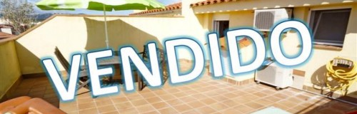 P-1229 Palafolls duplex impecable de 3 dormitorios con amplia terraza mejor que nuevo - Posibilidad de alquiler con opción de compra