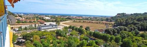 S-1283 Santa Susanna - La Vall - Apartamento con espléndidas vistas y amplia terraza