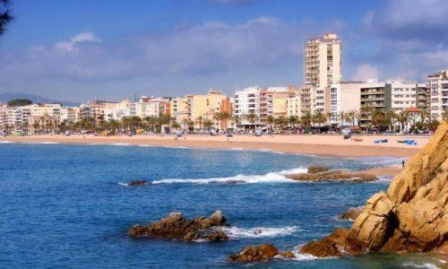 """""""ALQ-LLO-1368 Lloret de Mar Impecable apartamento de 1 dormitorio a pocos metros de la playa"""""""