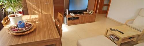 P-1407 Palafolls Piso planta baja impecable 2 dormitorios en venta