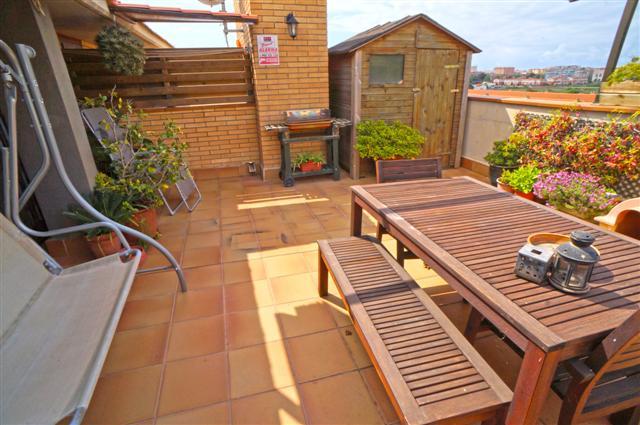 M-1374 Malgrat de Mar excelente e impecable duplex con terrazas, garaje y trastero con pocos años
