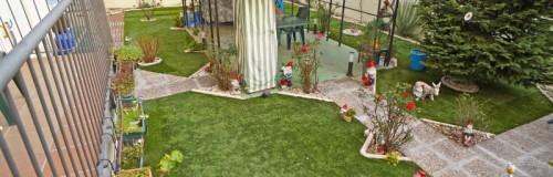 P-1546 Palafolls Planta Baja 3 dormitorios con gran jardín privado y plaza de aparcamiento