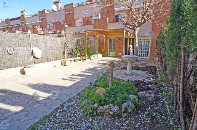 """P-1651 Palafolls centro casa adosada 4 dormitorios con jardín (Obra Salmerón)"""