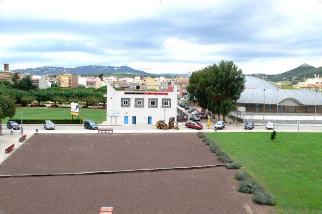 P-1639 Palafolls precioso Atico centro 4 habitaciones y 2 baños, con terrazas