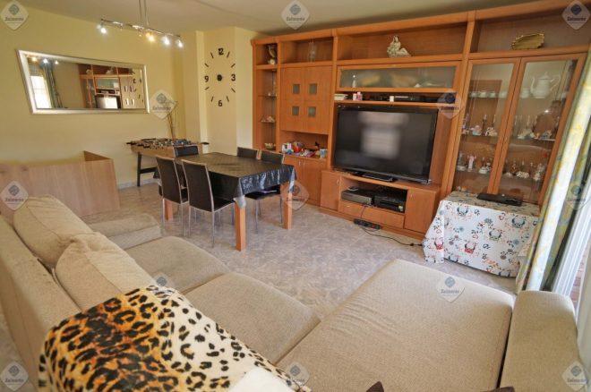 P-1668  Palafolls Piso 3 dormitorios y 2 baños en venta