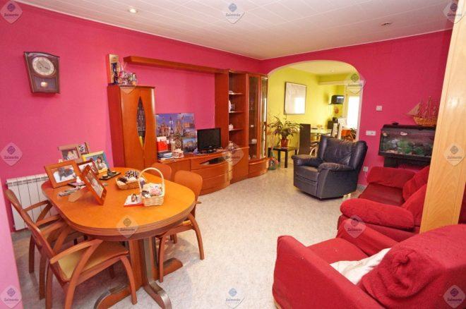 P-1256 Palafolls casa adosada con 3 dormitorios, garaje y patio en venta