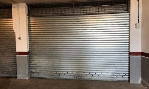 """""""P-1696 Palafolls garaje cerrado o trastero en venta"""""""