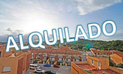 """""""ALQ-P-1750  Palafolls amplio piso 4 dormitorios en alquiler"""""""