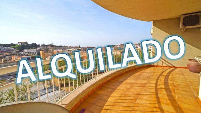 """""""ALQ-B-1764 Blanes Piso 4 dormitorios y terraza en alquiler"""""""