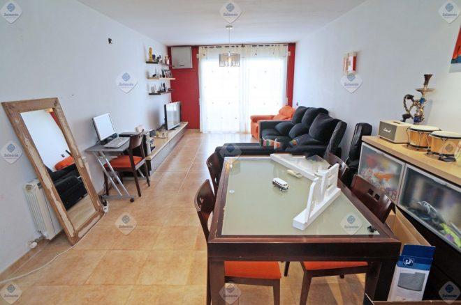 P-1789 Palafolls Piso 3 dormitoris i 2 banys a venda