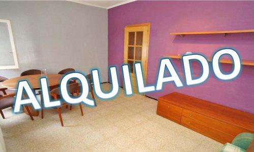 """""""ALQ-M-1695 Malgrat de Mar Planta Baja 2 dormitorios dobles semi-amueblada en alquiler"""""""