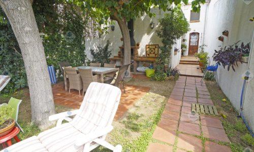 """""""P-1794 Palafolls Casa con jardín y garaje en venta"""""""