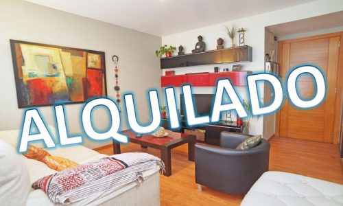 """ALQ-P-1812 Palafolls centro Piso 1 dormitorio en alquiler"""