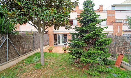 """""""ALQ-P-1800 Palafolls centro Casa excepcional amueblada, con jardín, terraza y parking en alquiler"""""""
