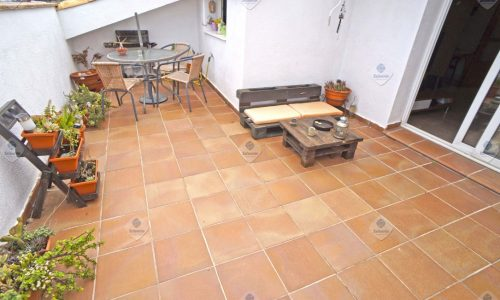 """P-1415 Palafolls Magnífico Dúplex 3 bedrooms with loft and terrace for sale"""