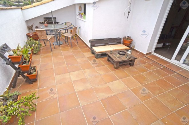 P-1415 Magnificent Duplex Palafolls 3 bedrooms with loft and terrace for sale