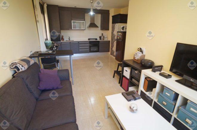 P-1839 Palafolls Piso 1 dormitorio impecable en venta