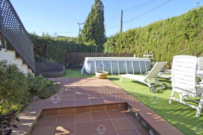 P-1816 Palafolls Casa 4 vientos  con jardín en venta
