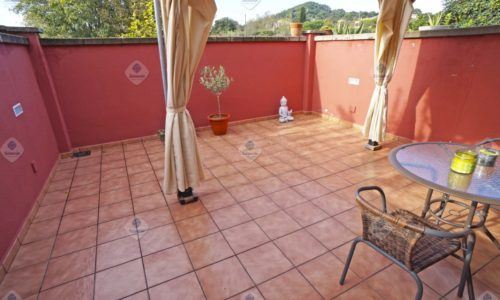 """P-1821 Palafolls Centro Casa adosada con 4 dormitories, garage and garden for sale"""