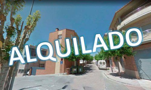 """ALQ-P-1849 Palafolls Piso céntrico 2 bedrooms for rent"""